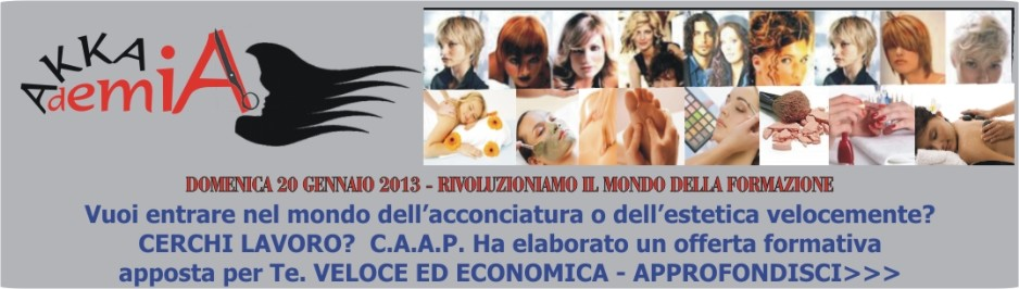 Accademia estetiste 2013 - CAAP Pavia - C.A.A.P. Professionalità dal ...